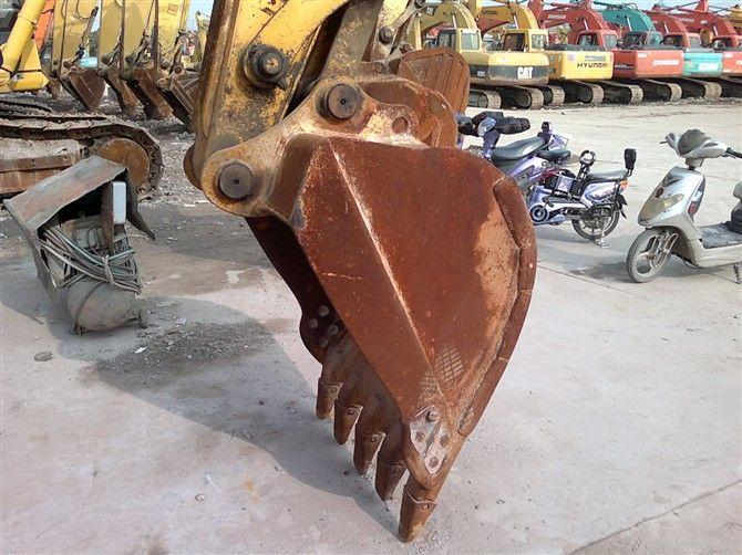 Used Wheel Excavator , Hyundai Wheel Excavator R150W-7