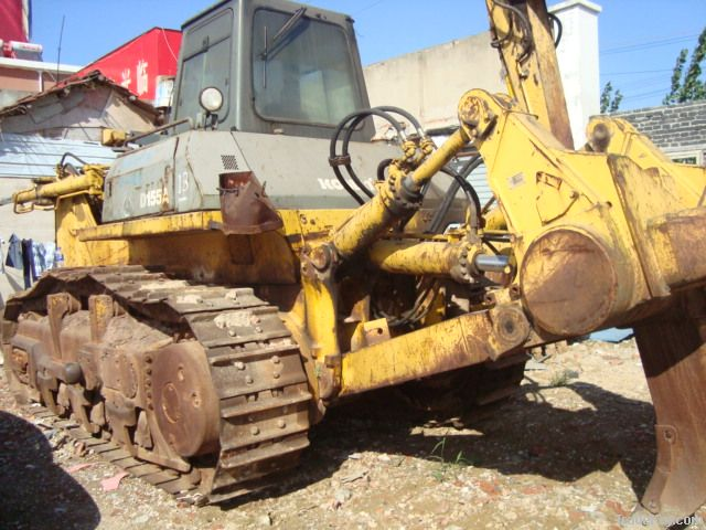 Used Bulldozer Komatsu D155A-3, Good Price