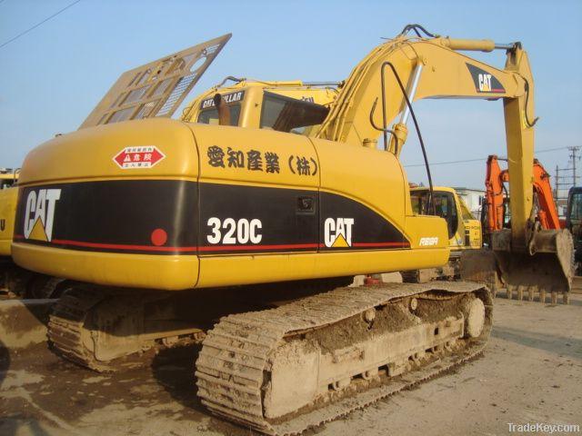 Used Caterpillar Excavator, Used Excavator, Used Caterpillar 320C