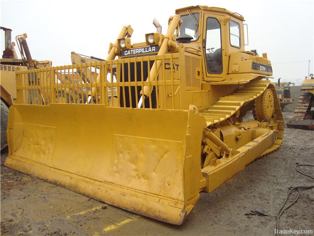 Used Bulldozer, Used Caterpillar Bulldozer D7H