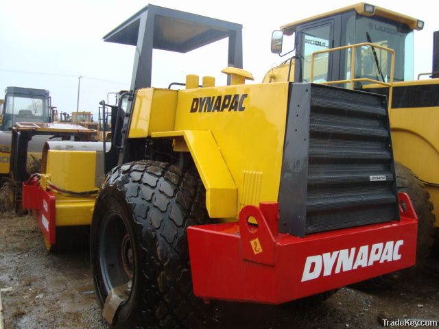 Used Dynapac Road Roller, Dynapac CA25 Roller, Used Road Rollers