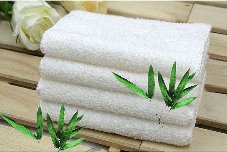 Kitchen cleaning cloth bamboo dish cloth