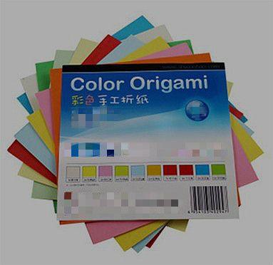 color paperboard