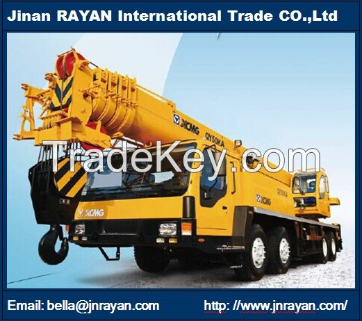 Truck Crane 35t