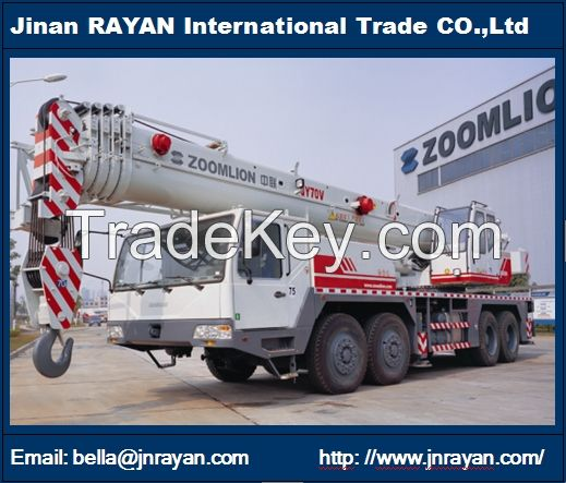 Truck crane 70t