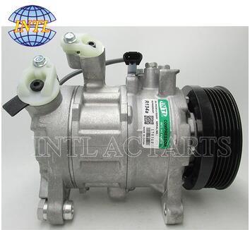 Compressor Denso 6SEU14A PV6 for BM W 3 1 64529330831 64529223695 DCP05099 64-52-9-223-695 447260-4710
