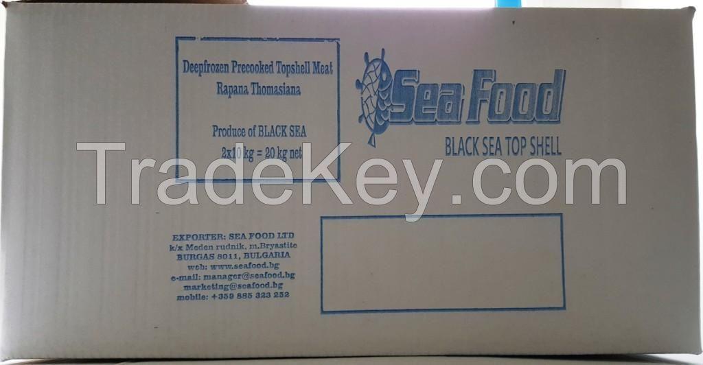 Black Sea Topshell Meat