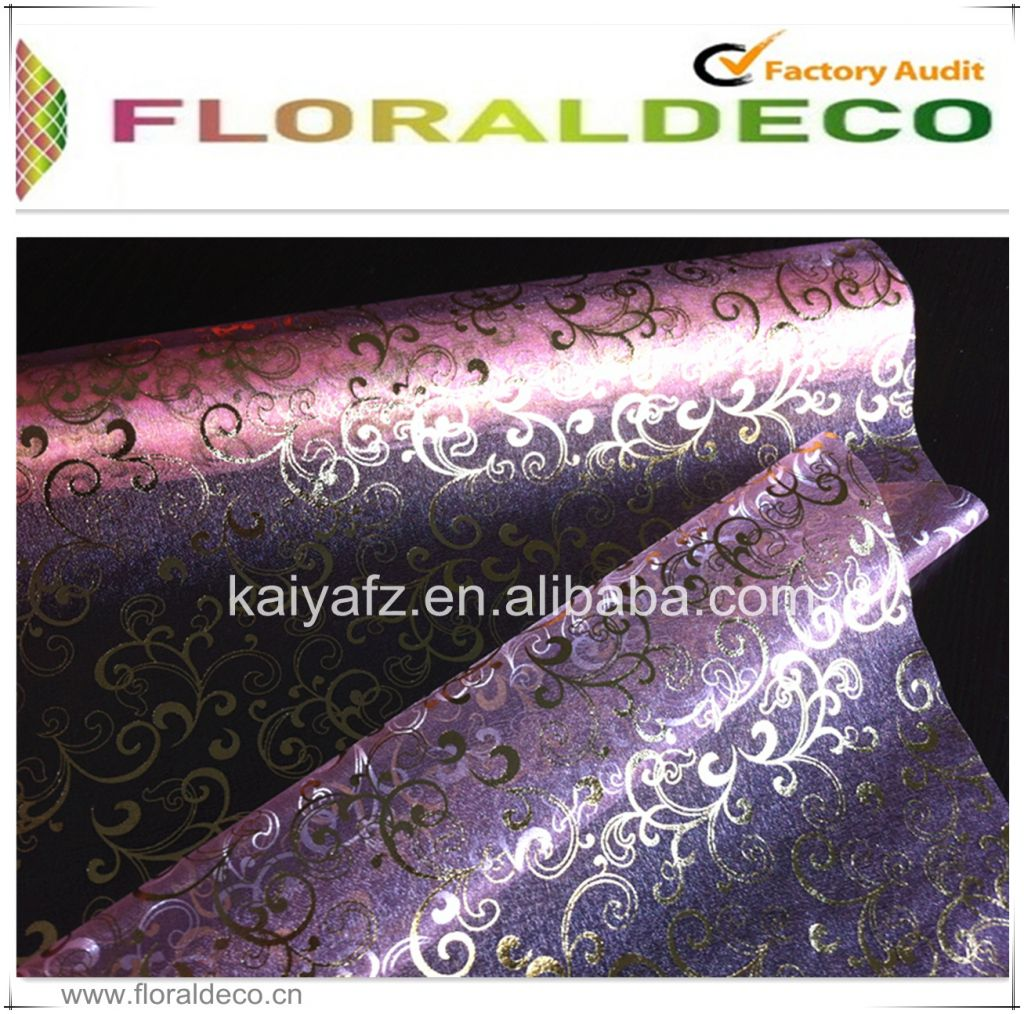 Bronzing Organza Roll