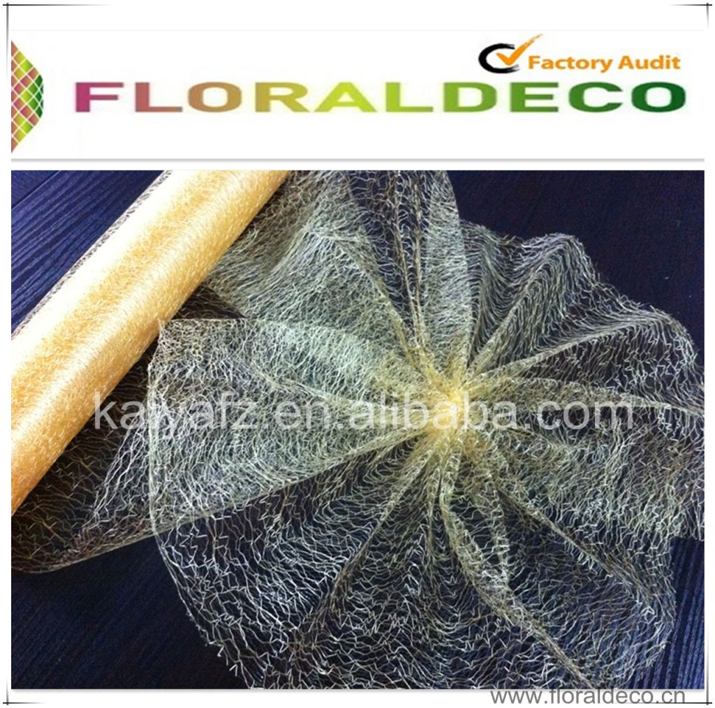 Flower Wrapping Fibre Mesh