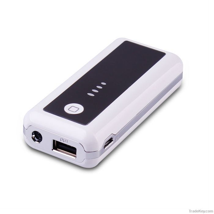 5200mAh Portable Power Bank Backup Battery for Iphone/Cell Phone