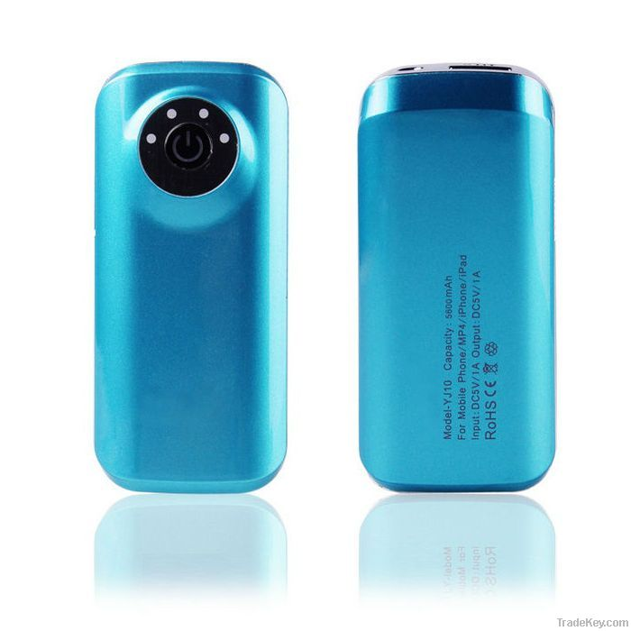 5200mAh Power Bank extermal battery charger for iPhone