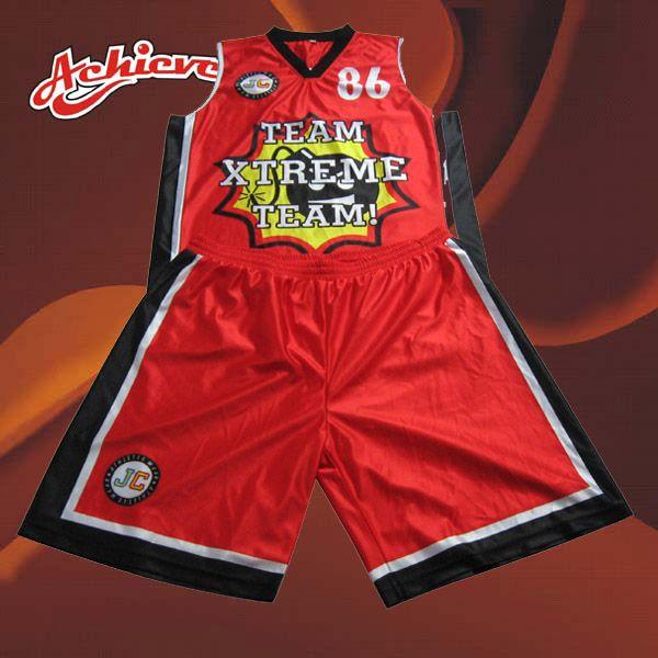 Custom Sublimation Basketball Jersey