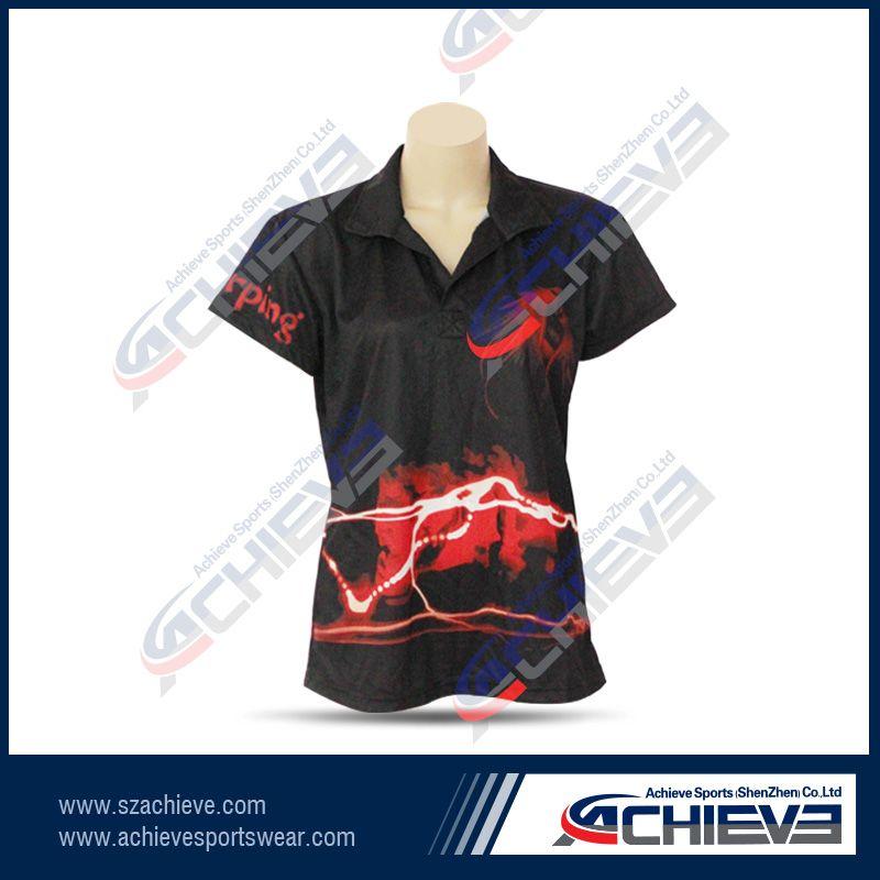designer c sublimation T-shirts