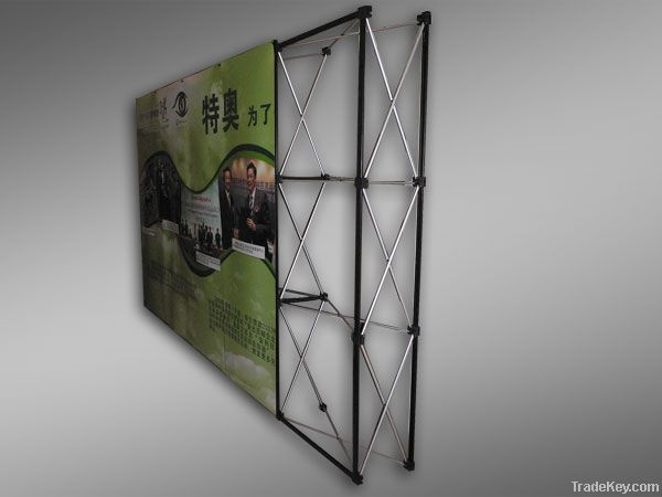 Spring Pop Up Display stand