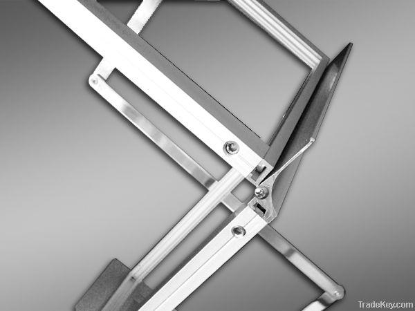Brochure holder, material racks