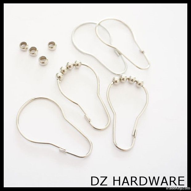 Good price metal shower curtain clip fast delivery