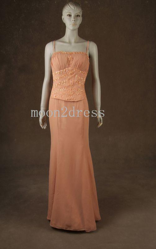 Custom evening dresses bride-mother dresses mermaid dresses