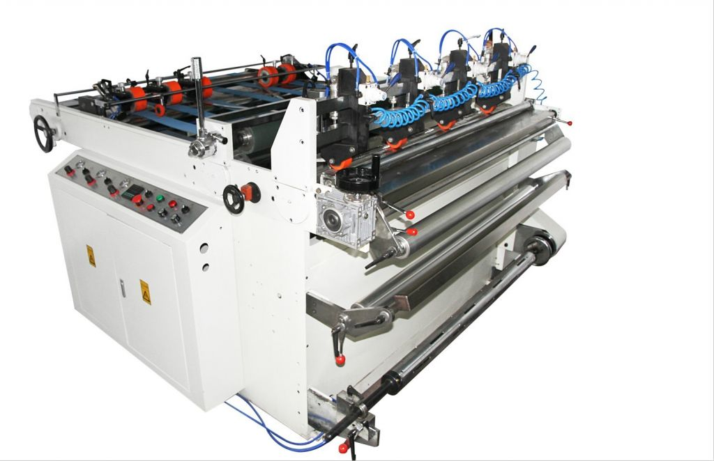 Latest High-Speed Automatic Vertical Laminating Machine