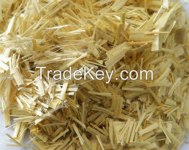 Aramid/Kevlar Fiber Chopped Strands