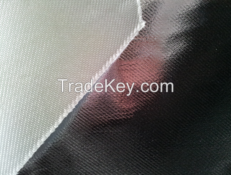 Silica Cloth With Aluminum Foil