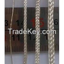 Silica Fiberglass Rope
