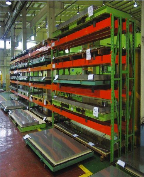 heavy pallet racking W1-1-8