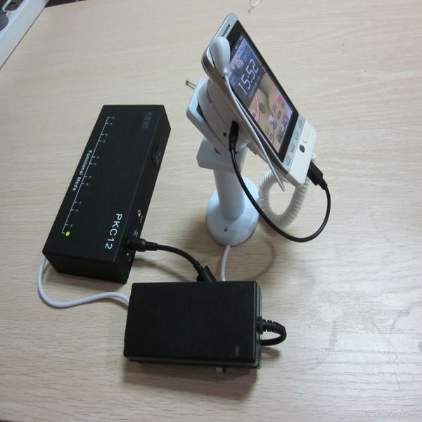 8 Ports Mobile Phone /Tablet display security controller host