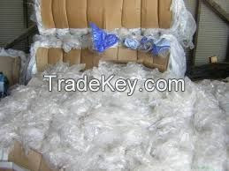 LDPE film scrap, PVB scrap, PU foam scrap, PMMA scrap, PMMA Scrap, PP bag scrap