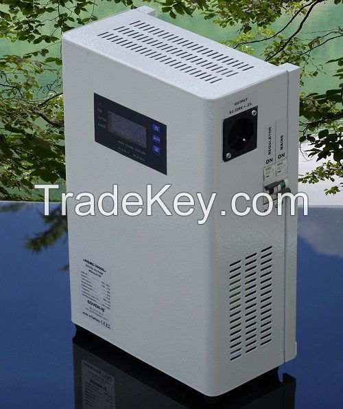 Fully Automatic Static Voltage Regulator 1 phase 3KVA
