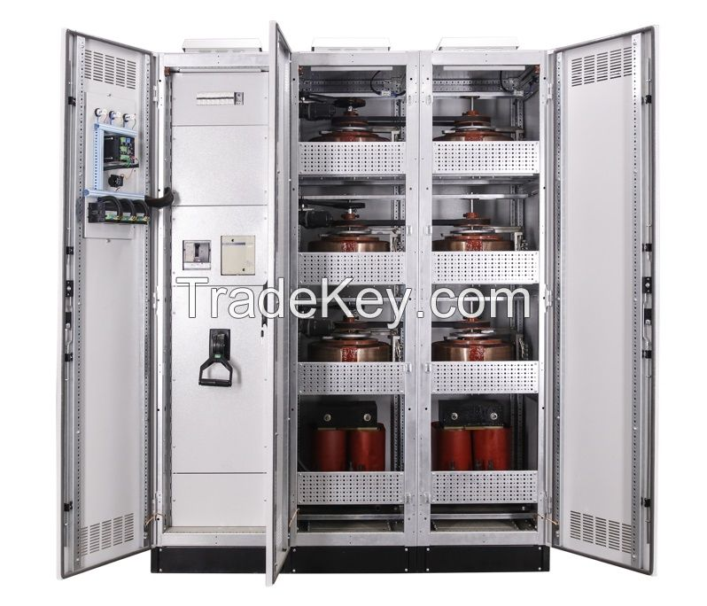 250KVA Servo Voltage Stabilizer