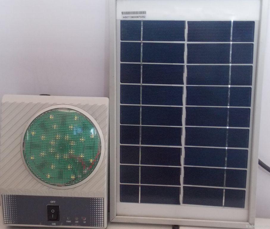Solar Lighting Systems.