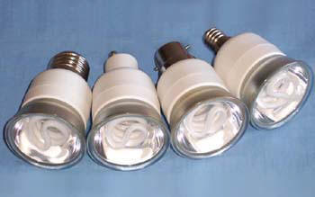 CCFL MR16/GU10/E27 energy saving lamp