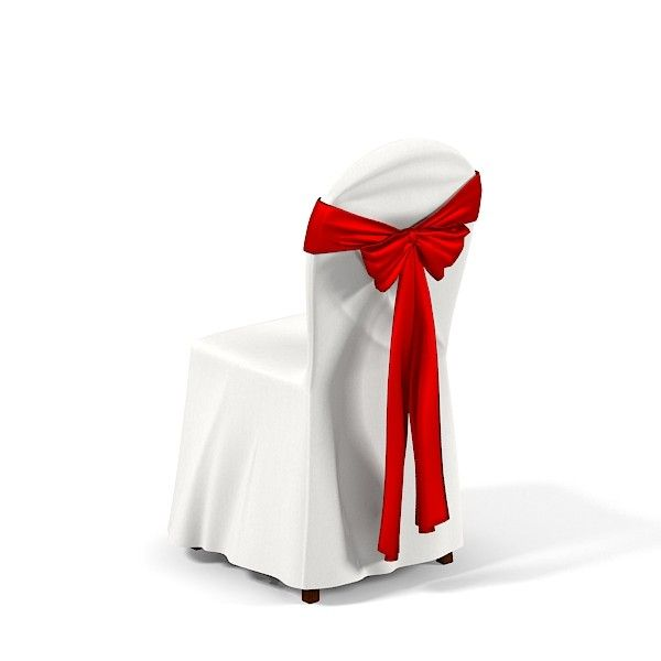 90% Polyester and 10% Lycra Wedding Chair Cover