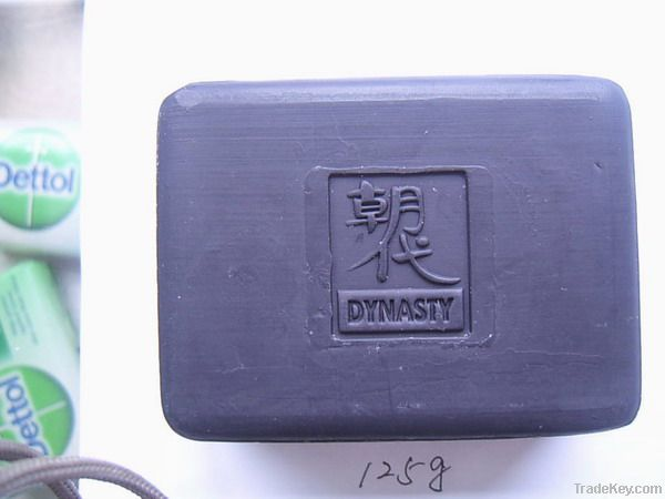 125g bamboo charcoal soap