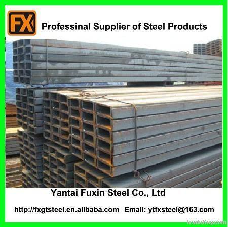 Hot Rolled Steel Channel Beams