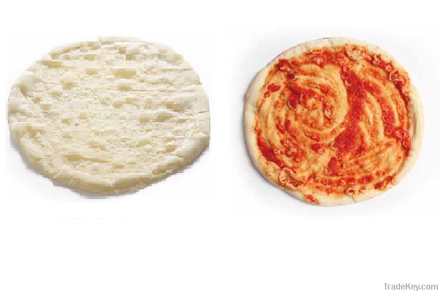 Bases Pizzas, Stuffed Pizzas in various flavors