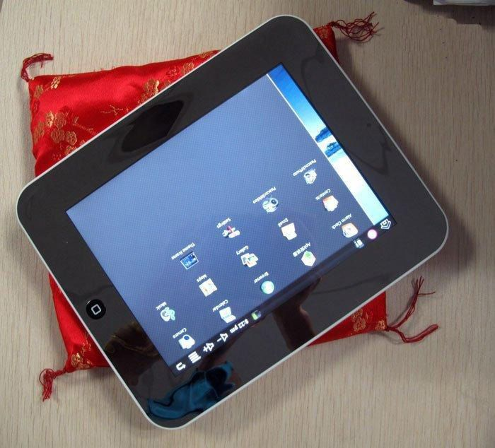 9.7'' Amlogic AML8726 Android 4.1 Dual Core Tablet PC
