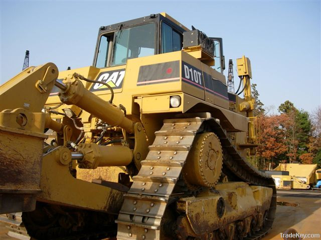 Used Bulldozers Caterpillar D10T