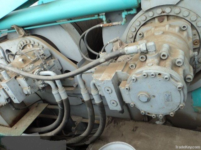Used Crawer Cranes Kobelco CKE2500