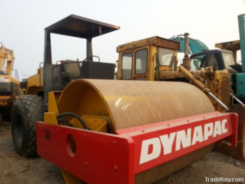 Used Road Rollers Dynapac CA30