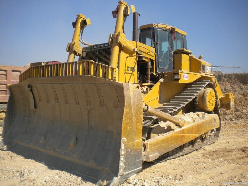 Used Bulldozers Caterpillar D10N