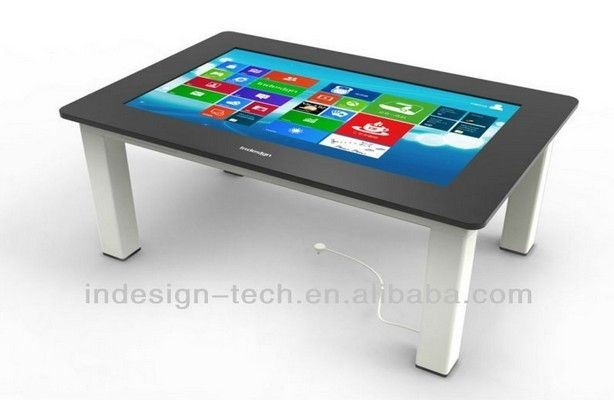 AIO Touch Table IR touch table INDESIGN Multi-touch All In One Table