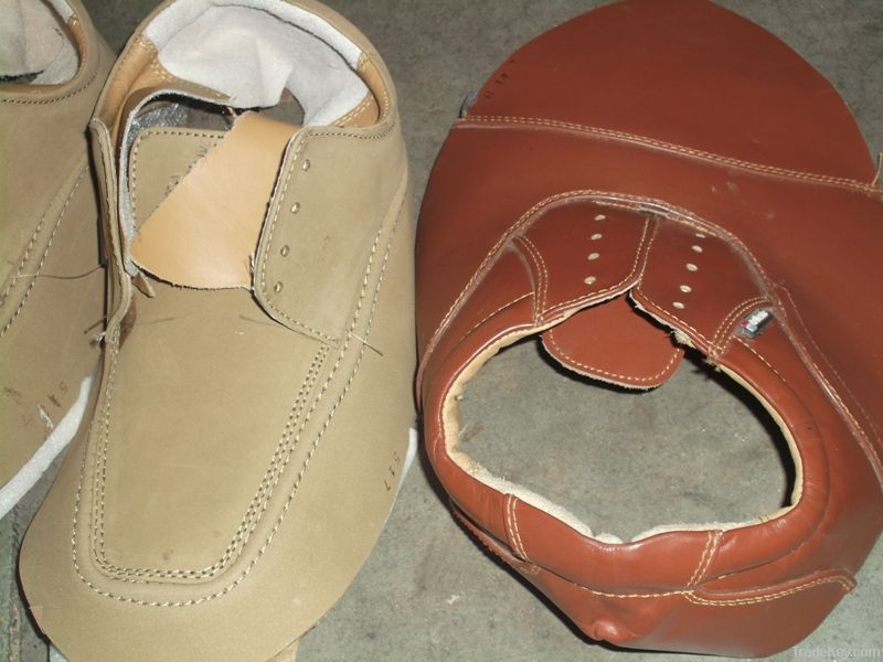 Shoe Uppers-genuine leather