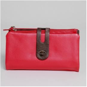 Abbacino Leather Purse