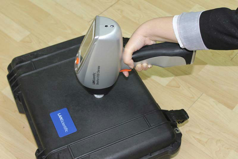 Offer fast handheld XRF spectrometer X3G900 for mineral elements test