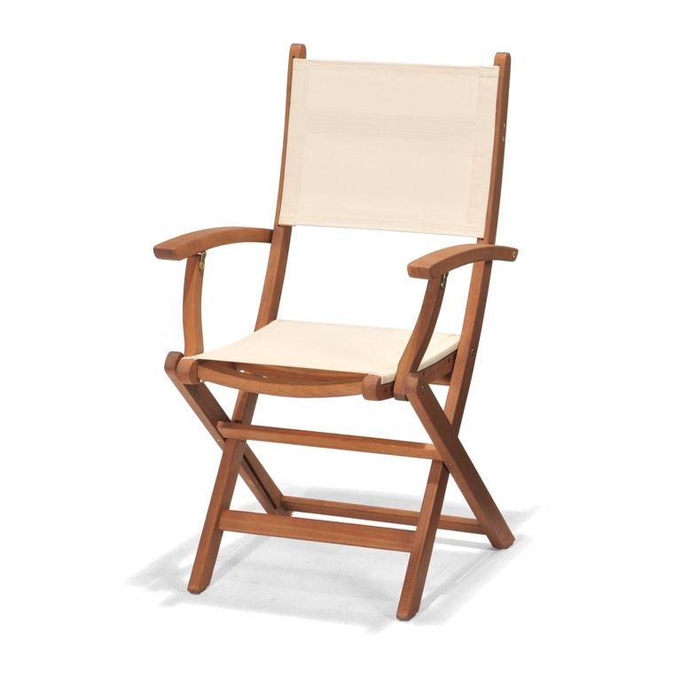 Gaderna foling chair