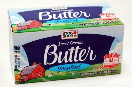 Unsalted Butter 82% | Salted Butter