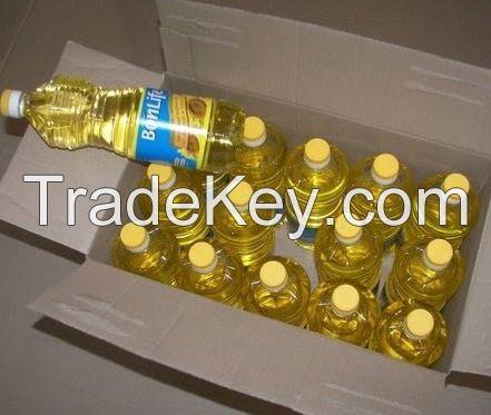 Refined Sunflower Oil, Crude Sunflower Oil