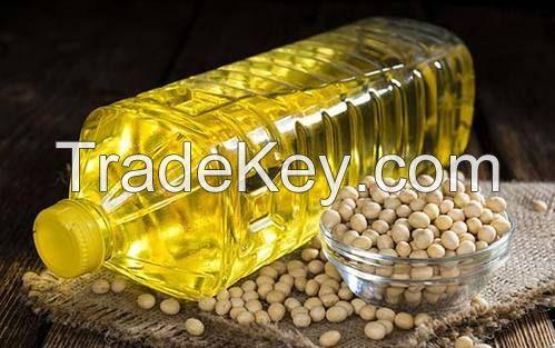 Refined Sunflower Oil, Crude Sunflower Oil, Refined Soybean Oil, Crude Soybean Oil