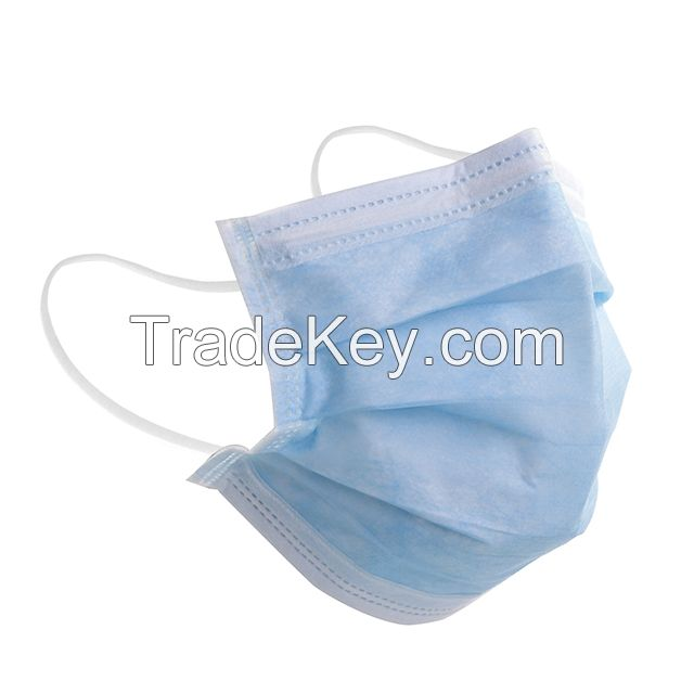 Disposable PP Non woven 3ply Medical Surgical Face Mask, N95 Face Mask